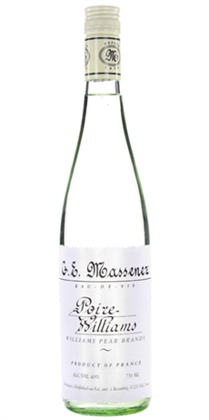 G.E. Massenez Poire Williams Pear 80@ Brandy